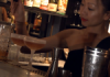 Filming at London Cocktail Week