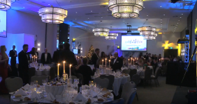Filming of Beautiful South Awards 2016