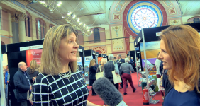 Excursions Show 2016 at Alexandra Palace